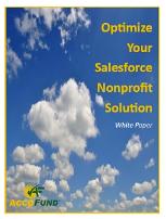 Salesforce Nonprofit